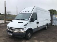 IVECO DAILY 35s12 HPI 2006 LWB SPARE PARTS AVAILABLE—— BREAKING