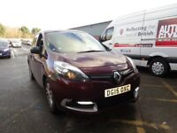 RENAULT SCENIC 1.5 dCi Limited Energy 5dr [Start Stop] (red) 2015