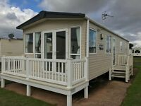 Static Caravan for sale at Blue Anchor where Exmoor meets the SEA including 2016 & 2017 Site fees