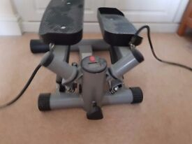 Stepper with Digital Display
