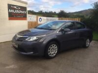 2012 Toyota avensis t2 d4d new model finance available