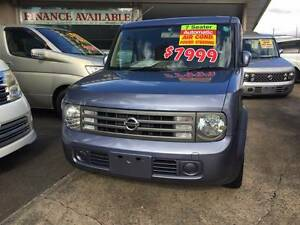 Nissan Cube,Cubic 7 seat Burwood Burwood Area Preview