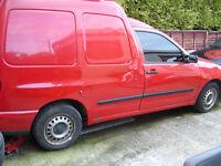 vw caddy van parts