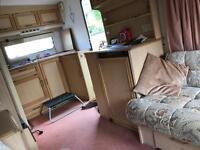 2 berth abbey caravan 1992