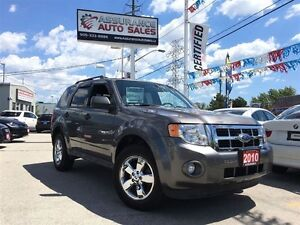 2010 Ford Escape XLT 59K! V6 Loaded No Accidents