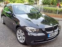 bmw 3.0 330D diesel 6 speed manual 2006 business edition half leather interior