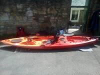 Sea fishing Kayak