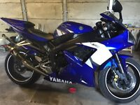 Yamaha r1 5pw 2002 absolutely mint swaps