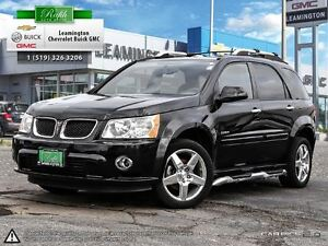 2008 Pontiac Torrent Locally owned FWD V6 VERY WELL MAINTAINED.