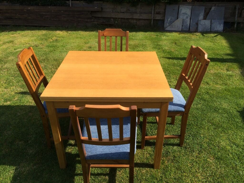 Extendable Dining Table amp 6 Chairs in Bromsgrove  : 86 from www.gumtree.com size 1024 x 768 jpeg 168kB