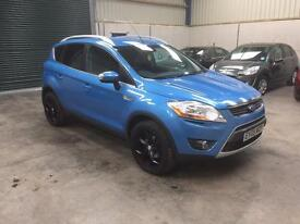 09 Reg Ford kuga Titanuium 2.0 tdci mett paint pristine guaranteed cheapest in country