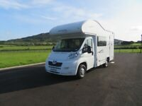 2009 COMPASS AVANTE GARDE 130 5 BERTH MOTORHOME WITH ONLY 7K MILES ANDERSON MOTORHOME SALES