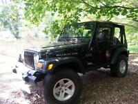 2005 Rubicon jeep