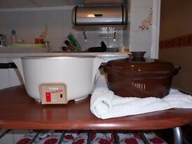 TOWER family slow cooker