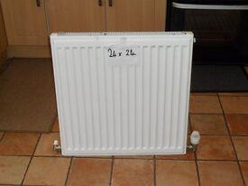 RADIATOR (central heating)
