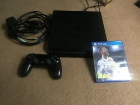 **SONY PS4 SLIM 500GB** with Fifa 2018