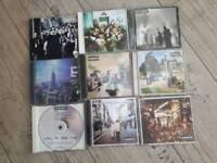 Oasis cd's