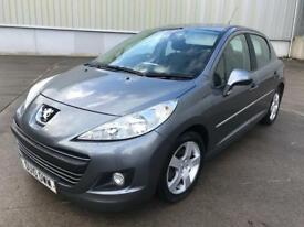 Stunning 2010 10 Peugeot 207 Sport 1.6Hdi 110 **2 Owners+Only 78000+History+Only £30 Tax**