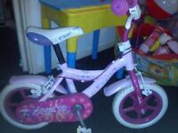 girls pushbike