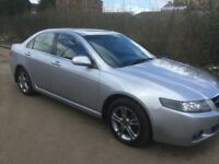 AUTOMATIC HONDA ACCORD 2005 VTEC FULL YEAR MOT EXCELLENT CONDITION.