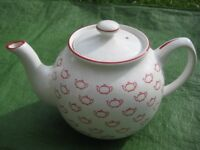 Sadler China Teapot for £5.00