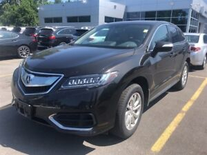 2017 Acura RDX Tech Pkg, Leather, Sunroof, Nav
