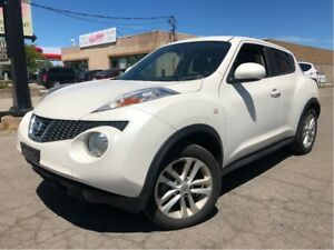 2014 Nissan Juke SL AWD NAVIGATION LEATHER SUNROOF