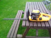 mower hedge cutters