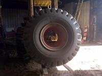 looking for loader tires