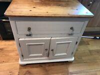 TV unit -free. Wooden painted unit