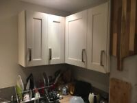 Kitchen. Cupboards I think there ikea