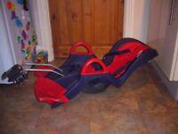 OK Baby Bike Seat for child 9-22kg.