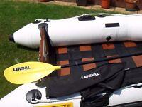 Lendal canoe/kayak paddle