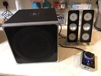Logitech Z4 - 2.1 Speakers & Subwoofer