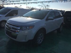 2014 Ford Edge SEL,CLOTH,PW,PL,A/C