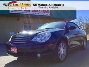 2008 Chrysler Sebring Touring CONVERTIBLE!! LEATHER!! REVERSE CA