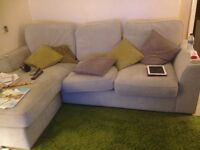 Sofa. Excelllent condition .bought from dfs. Relocating and do not have the room