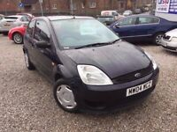 04 FORD FIESTA FINESSE 1.2 PETROL 3DR IN BLUE *PX WELCOME* 12 MONTHS MOT £595