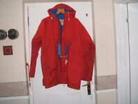 Henri Lloyd Sailing Jacket with built-in safety harness
