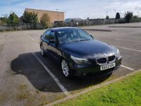 BMW E60 530d full service history 14 service stamps