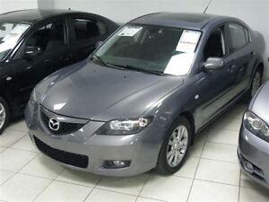 2007 Mazda MAZDA3 5SPD!!! FULLY LOADED!!!SUNROOF!!! ALLOYS!!!