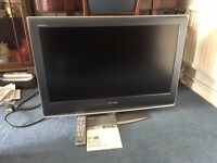Sony Bravia LED TV and TV Table