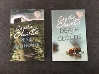 Hercule Poirot, Agatha Christie books