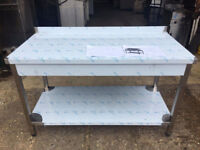CANMAC Stainless Steel TABLE DCM 1400X700X850