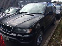 BMW X5 3.0 DIESEL AUTO SPORT SPEC