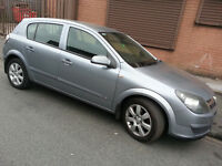 05 ASTRA 1.4 ,very reliable & economical new MOT