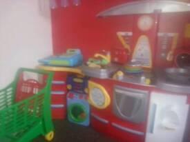 kids kitchen an appliences