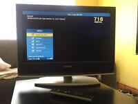 SONY TV 27inch
