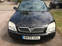Vauxhall Vectra 1.9 CDTI with Low Mileage, service history and two owners, MOT September 2018