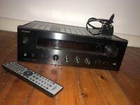 Onkyo TX-8050 Network Stereo Receiver (Black) + Remote Control *NEEDS REPAIR